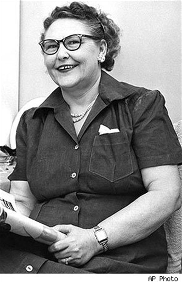 Nannie Hazel Doss