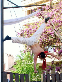 Cirque équilibristes