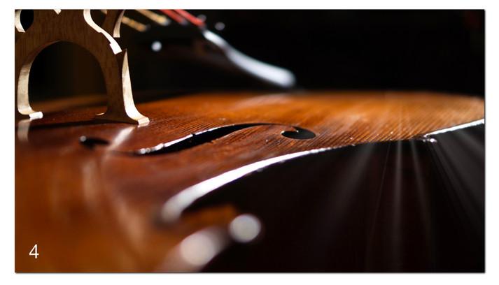 Cello studio