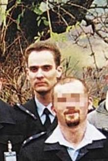 Viktor Kalivoda jako policista v Praze H