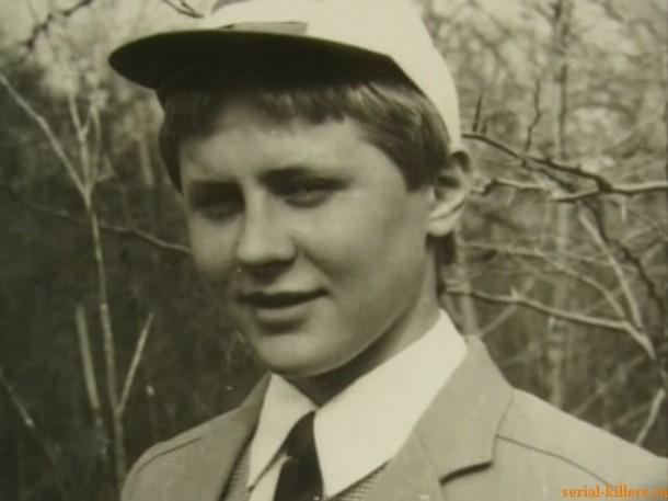 Sergej Pavlov - victim