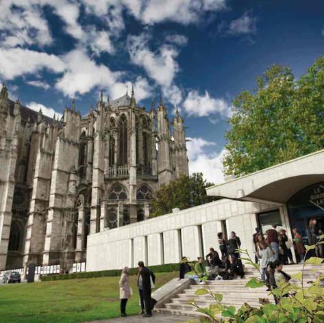 Quadrilatere Cathedrale - 1