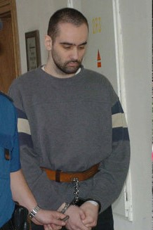 Viktor Kalivoda u soudu