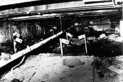 Prostor pod Gacyho domem