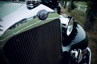 La Delage french car ©Jon Pitre