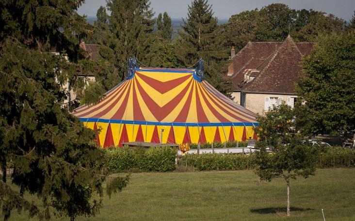 Cirque La Cie Maboul Troubadour