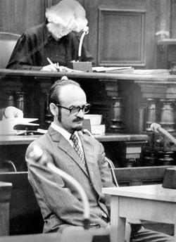 Fritz Honka u soudu