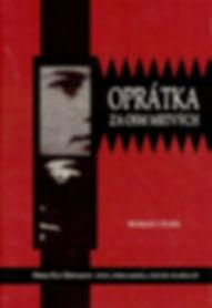 Oprátka za osm mrtvých - R. Cílek 2003.j