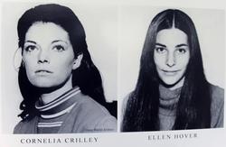 Cornelia Crilley a Ellen Hover victims
