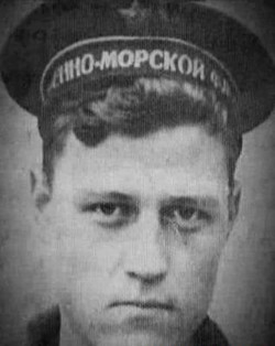 Anatoly Slivko u námořnictva