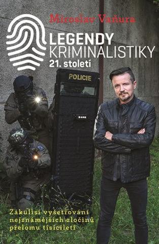 Legendy kriminalistiky 21. století - M.