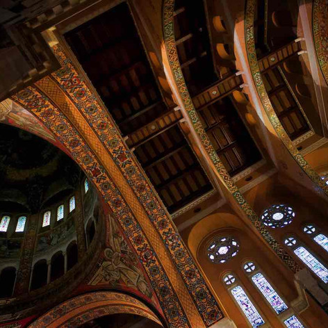 Basilique Ste Therese - Lisieux 05