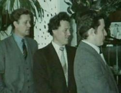 Anatoly Slivko (uprostřed)