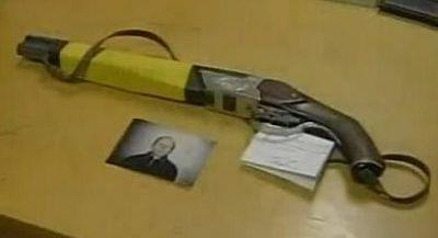 Onoprienko's gun