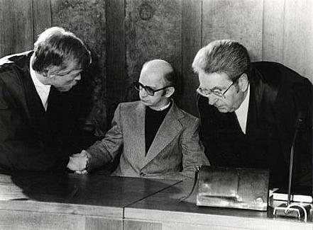 Joachim Kroll u soudu