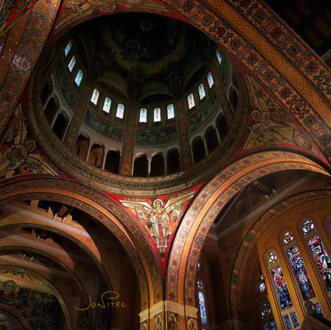 Basilique Ste Therese - Lisieux 07