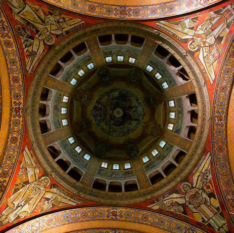 Basilique Ste Therese - Lisieux 09