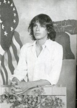 richard Ramirez in high-school
