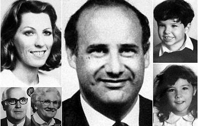 Jean Claude Romand and family (victims).