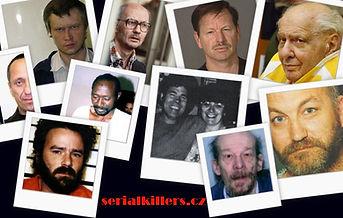 20 Nejdéle aktivních sériových vrahů 1