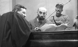 Henri Landru u soudu 2