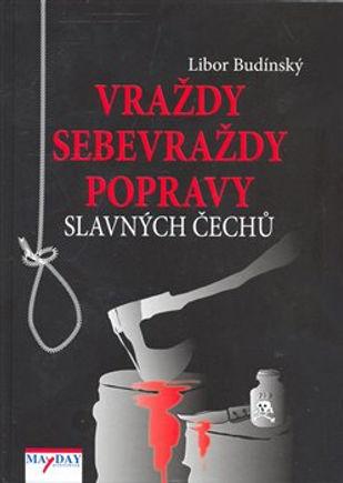 Vraždy, sebevraždy, popravy slavných Čec