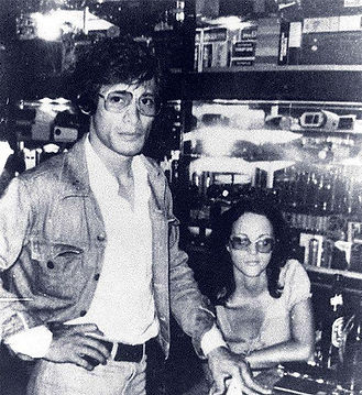 Charles Sobhraj  and Marie-Andreee Lecle