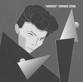 David Bowie album Heroes 1977