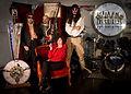 Carvane des Sortlilèges cirque rock