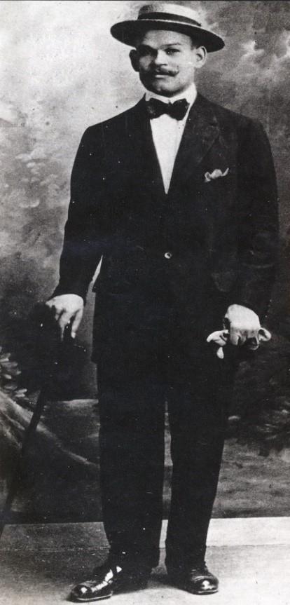 Henri Landru v mladším věku
