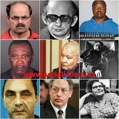 20 nejdéle aktivních sériových vrahů 2