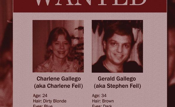 Gerald a Charlene Gallego