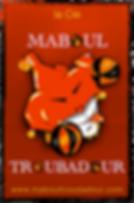logo Cie Maboul Troubadour