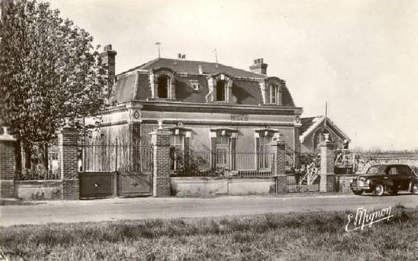 Vila Ermitage v Gambais