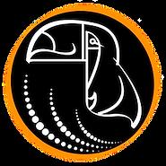logo toucan,arthur,grandvilliers,festival