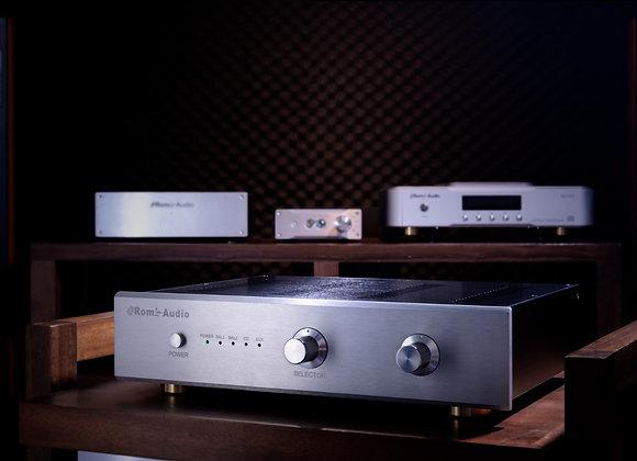 Romi Audio 全平衡式膽石前級放大 - Full Balanced Hybrid Preamp