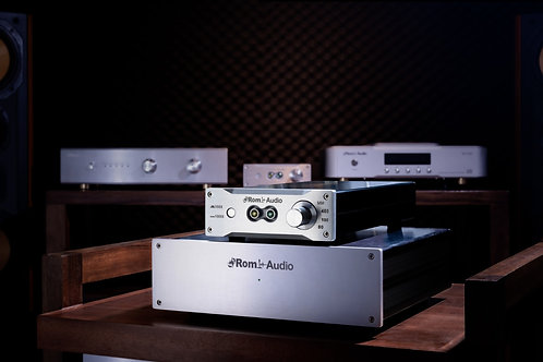 ROMI AUDIO 唱头放大器普通版 - Phono Amplifer Standard Version