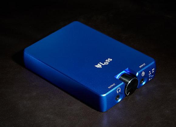 LESS HD8 Single End HEADPHONE AMP
