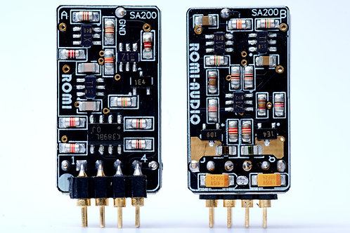 SA200 Dual Channel HDMA OPAMP