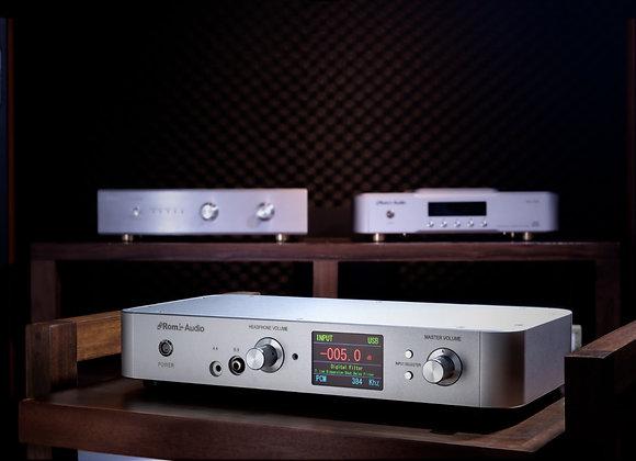 RA-4497 高解像DAC解碼器及耳擴 - Hi Res DAC & Headphone Amp