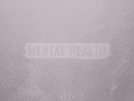Mental Health IS HEALTH