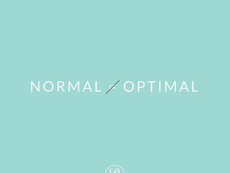 "Lab Testing: ""Normal"" does NOT mean Optimal!"
