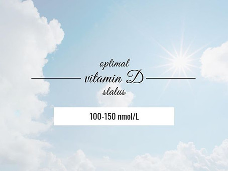 Test Your Vitamin D Levels!
