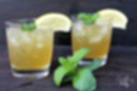Moroccan Honey Green Tea Cocktail Sample
