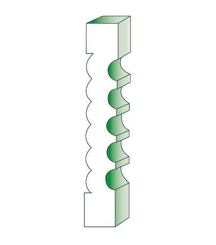 712PIL Pilaster