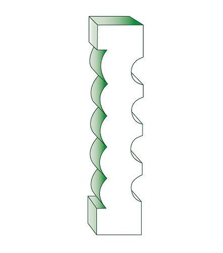 512PIL Pilaster