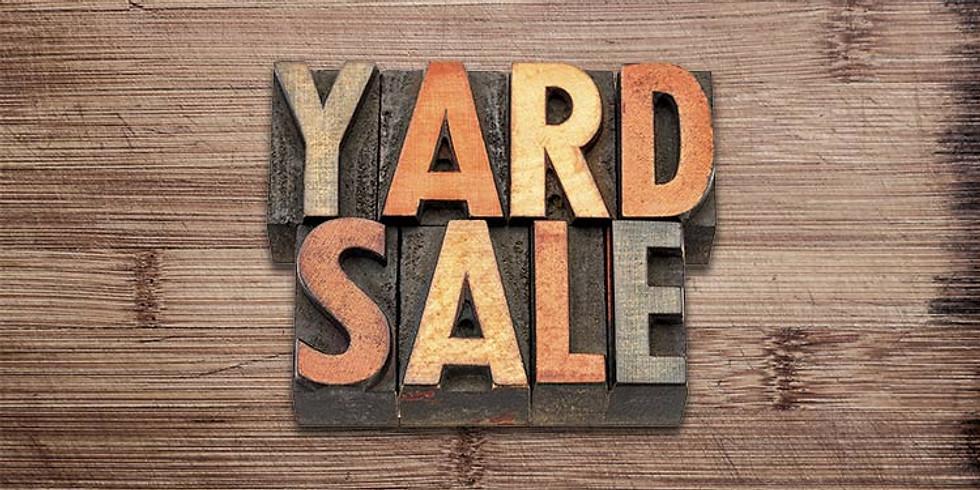 Dykes Lumber Company Yard Sale
