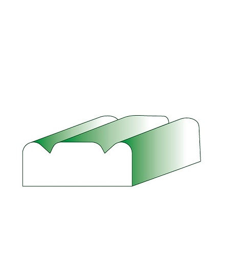 11 Screen Moulding / Shelf Edge