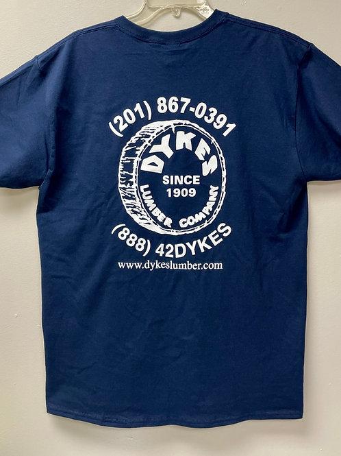 Navy Blue T-shirt