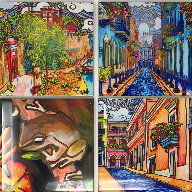 Fine Art Tiles